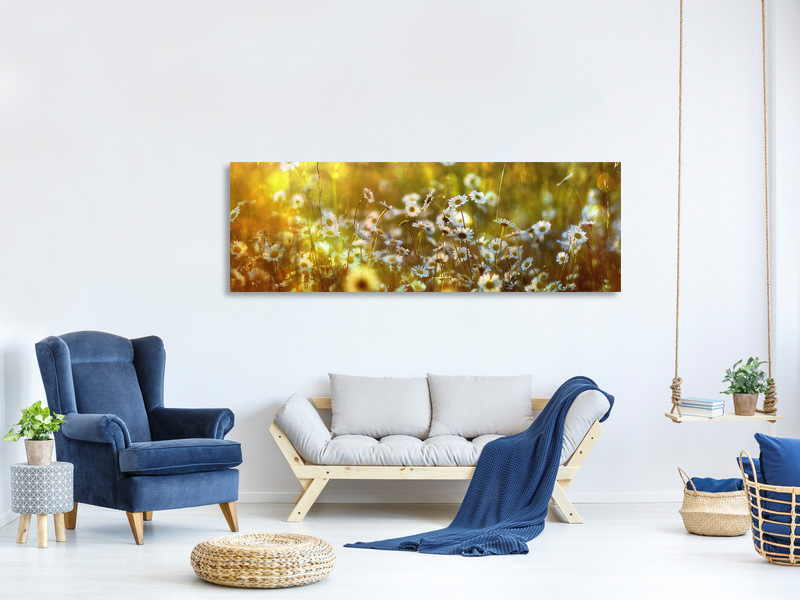 Panoramic Canvas Print Wonderland