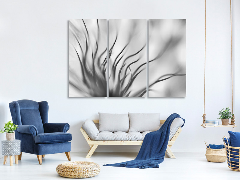 3 Piece Canvas Print Untitled 17