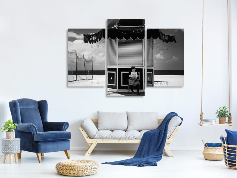 Modern 3 Piece Canvas Print Rooms