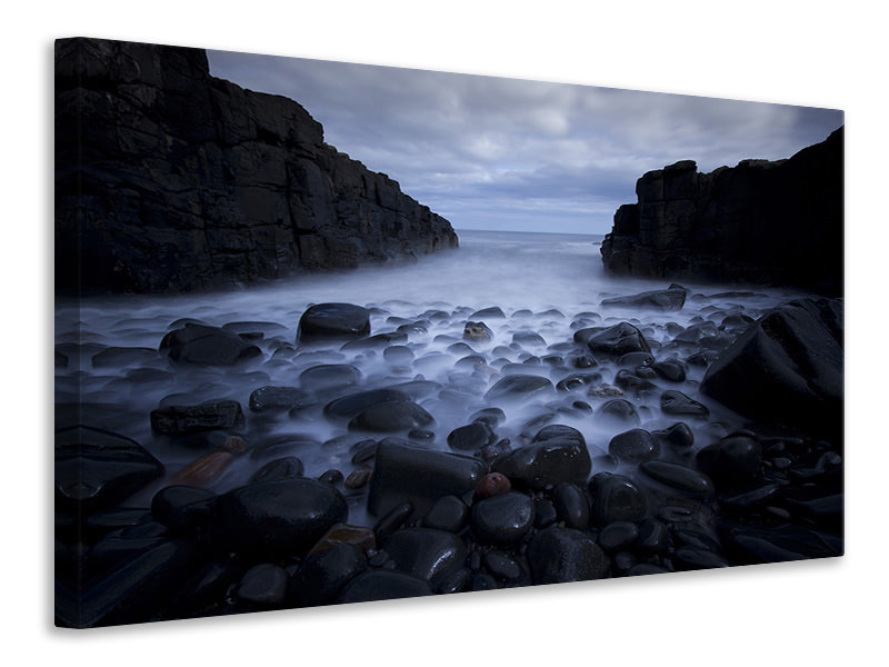 Canvas print The mysticism of the sea