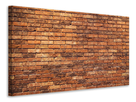 Canvas print Old brick