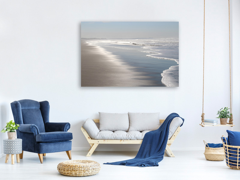 Canvas print Nature experience beach