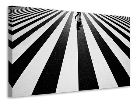 Canvas print Black And White II