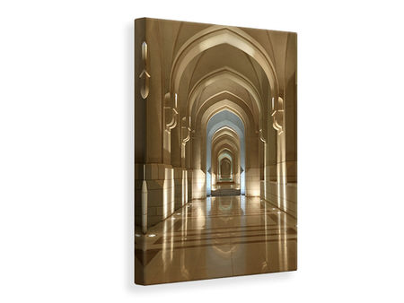 Canvas print Royal Palace In Muscat