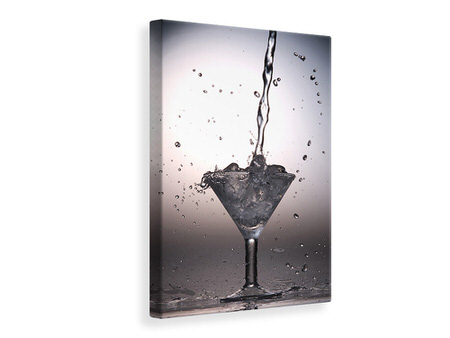 Canvas print Sparkling Martini