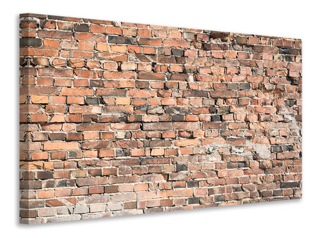 Canvas print Old Brick Wall