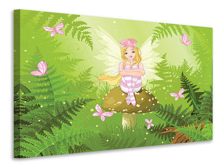 Canvas print The Good Fairy