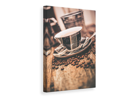 Canvas print The Cup Of Coffee